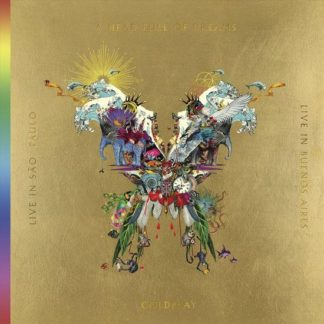 Coldplay Live in Buenos Aires Live in Sao Paulo A Head Full of Dreams CDDVD