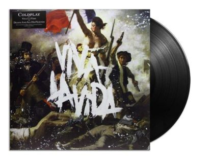 Coldplay Viva La Vida or Death and All LP