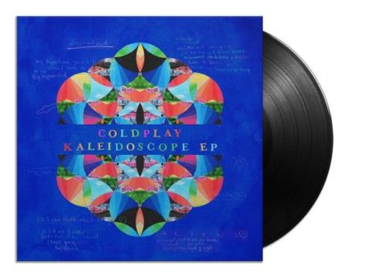 Coldplay. Kaleidoscope EP LP