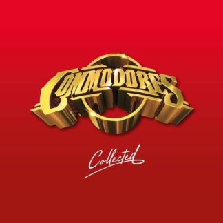 Commodores Collected Coloured Vinyl 2LP
