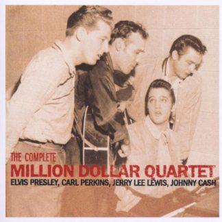 Complete Million Dollar Quartet Ft. Carl PerkinsJerry Lee LewisJohnny Cash