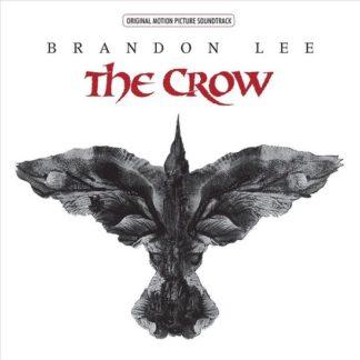 Crow Original Soundtrack LP