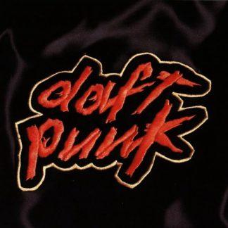 Daft Punk Homework CD