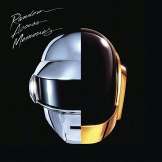 Daft Punk Random Access Memories CD