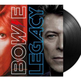 David Bowie Legacy LP 0190295918323