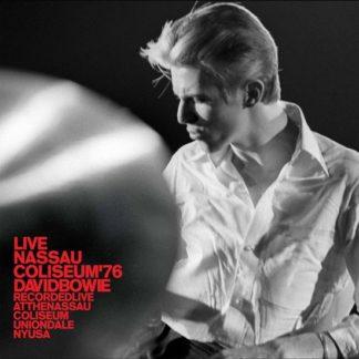 David Bowie Live Nassau Coliseum 76 CD 0190295989781