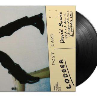 David Bowie Lodger LP 0190295842673