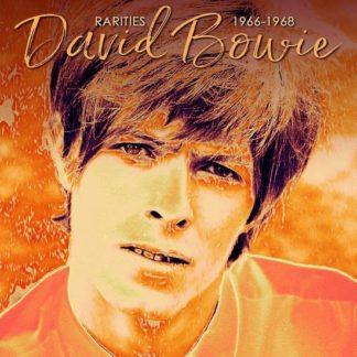 David Bowie Rarities 1966 1968 CD