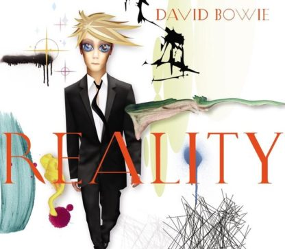 David Bowie Reality CD 5099751255529