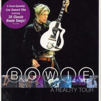David Bowie Reality Tour DVD 5099720241898