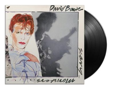 David Bowie Scary Monsters and Super Creeps LP