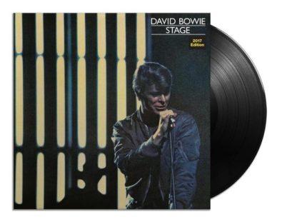 David Bowie Stage 2017 Edition 3LP
