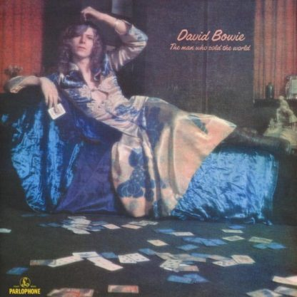 David Bowie The Man Who Sold the World CD 0825646283446