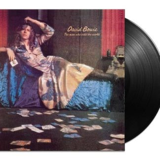 David Bowie The Man Who Sold the World LP 0825646287383