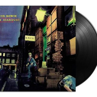 David Bowie The Rise And Fall Of Ziggy Stardust And The Spiders From Mars LP
