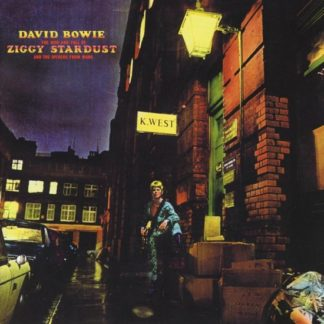 David Bowie The Rise And Fall Of Ziggy Stardust CD