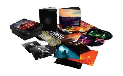 David Gilmour Live At Pompeii Deluxe Edition Boxset