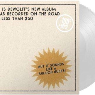 DeWolff Tascam Tapes Coloured Vinyl