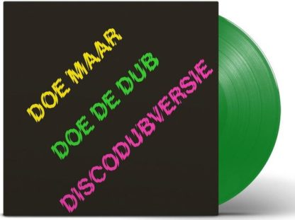 Doe De Dub Discodubversie Coloured Vinyl LPCD