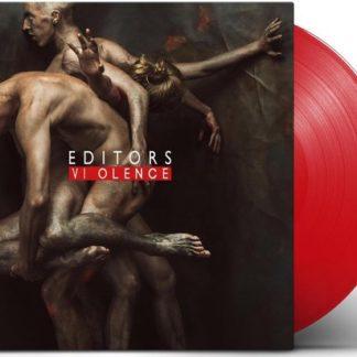 Editors Violence Limited Edition Coloured Vinyl