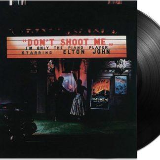 Elton John DonT Shoot Me IM Only The LP