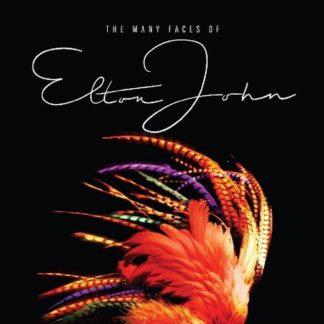Elton John Many Faces Of Elton John CD