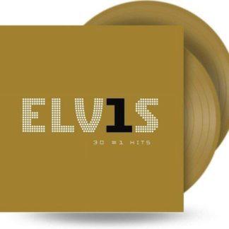 Elvis Presley ELV1S 30 1 Hits Coloured Vinyl 2LP