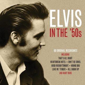 Elvis Presley Elvis In The 50S
