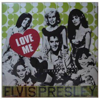 Elvis Presley Love Me LP