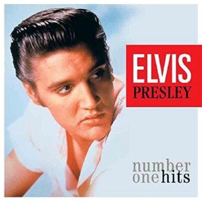 Elvis Presley Number One Hits LP