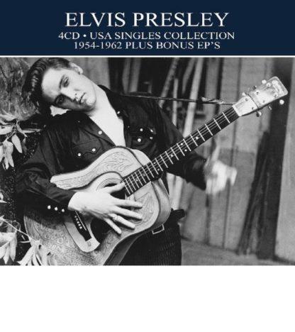 Elvis Presley Usa Singles Collection 1954 1962 Plus Bonus EpS