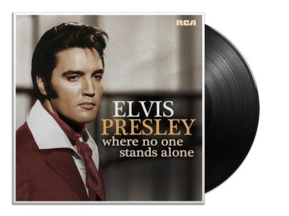 Elvis Presley Where No One Stands Alone LP