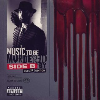 Eminem Music To Be Murdered By Side B Deluxe Edition CD