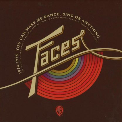 Faces You Can Make Me Dance Sing Or CD