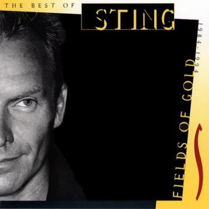 Fields of Gold The Best of Sting 1984 1994 CD