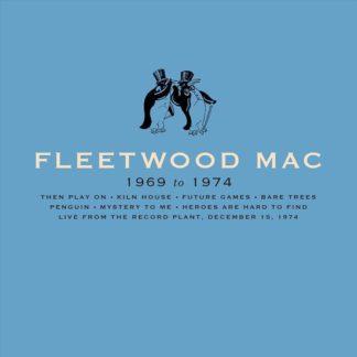 Fleetwood Mac 1969 1974 CD 0603497851300