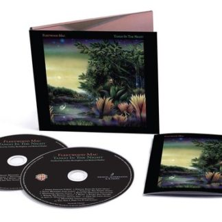 Fleetwood Mac Tango in the Night Expanded CD Edition 0081227946371