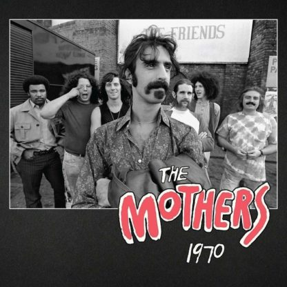 Frank Zappa The Mothers 1970 CD