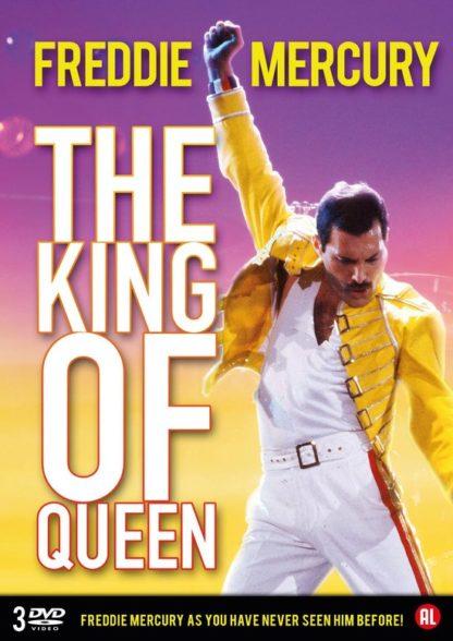 Freddie Mercury The King Of Queen DVD