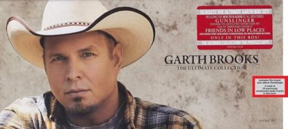 Garth Brooks Ultimate Collection CD