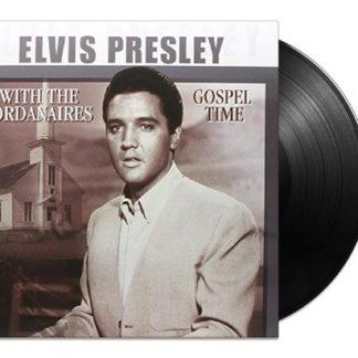 Gospel Time LP Elvis Presley