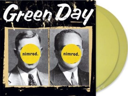 Green Day Nimrod LP