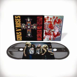 Guns N Roses Appetite For Destruction 2CD Deluxe Limited Edition CD