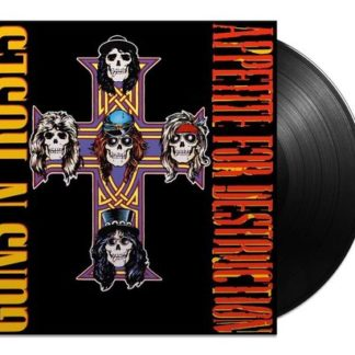 Guns N Roses Appetite for Destruction LP