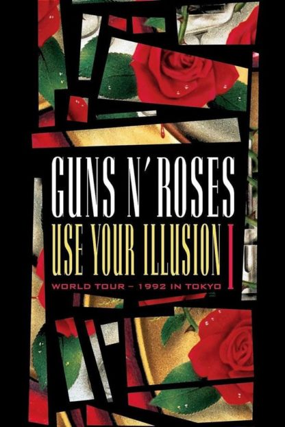 Guns N Roses Use Your Illusion 1 DVD