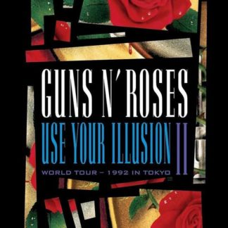 Guns N Roses Use Your Illusion 2 DVD