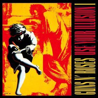 Guns N Roses Use Your Illusion I CD