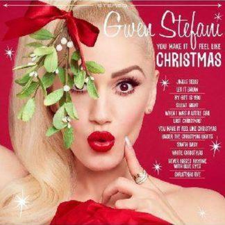 Gwen Stefani You Make It Feel Like Christmas Limited Edition CD
