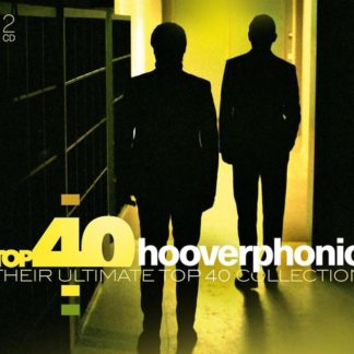 Hooverphonic Top 40 CD