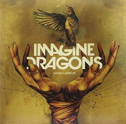 Imagine Dragons Smoke Mirrors New Vinyl LP Deluxe